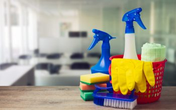 4 Tips to Jumpstart Office Cleaning for Spring
